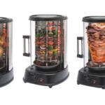 Haal je eigen shoarmazaak in huis met deze kebab-grill.