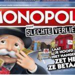 Geniaal! Deze editie van monopoly is gemaakt voor de 'slechte verliezer'